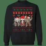 Elephant Christmas Sweatshirt Cute Christmas Sweatshirt For Men Women Best Xmas Gift 2020