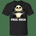 Panda Free Hugs T-Shirt Cute Gift For Panda Lovers Big Sister Gifts