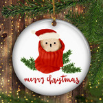Rockefeller Owl Merry Christmas Ornament Rockefeller Center Tree Lighting 2020 For Xmas Tree