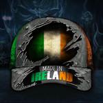 Made In Ireland Hat Vintage Old Retro Irish Flag Baseball Cap Irish Gifts For Men