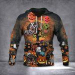 Dachshund Costume Halloween Hoodie Dog Lover Halloween Themed Clothing Gift Adults