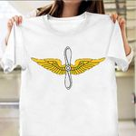 Army Aviation Branch Insignia Shirt American Honor Veteran Tee Shirts Army Gifts For Him
