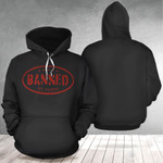 Banned By Floyd Logan Paul Hoodie Boxing Boxers Fight Club Clothes Boxing Gifts For Her