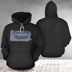 Strawberry Mansion Hoodie Historic House Museum Classic Hoodie Gifts For Friends Women