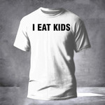 I Eat Kids Shirt Funny Halloween Shirt Gift For Him