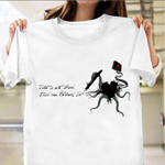 Thats Is Not Dead Horror Shirt Halloween Apparel Halloween Gifts For Adults
