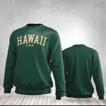 Hawaii Sweatshirt Retro Vintage Hawaii U.S.A Sweatshirt For Men Women