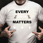 Every Child Matters Shirt Residential Schools Event Shirt Gifts For Young Adults