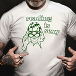 Reading Is Sexy Shirt Rory Gilmore Girls T-Shirt Best Gifts For Girlfriend