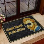 Gogh Hard And Be Nice Van Gogh Doormat Welcome Home Mat Home Decor Living Room