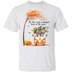 Turtle It's The Most Wonderful Time Of The Year T-Shirt Cute Fall Clothes Gift For Halloween
