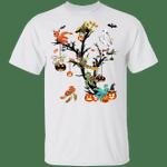 Turtle Tree Halloween Pumpkin Cute Shirt Funny Turtle Costume Gift Halloween Holiday For Sister