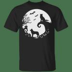 Wolf Pumpkins Halloween Shirt Funny Idea Gift For Friends