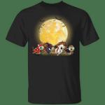 Turtle Walking Halloween T-Shirt Cute Halloween Gift Idea Funny Shirt For Turtle Lover