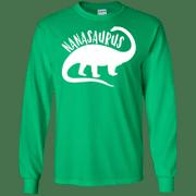 Nanasaurus Nana Saurus Dinosaur Mother Day Dino Gift Apparel