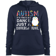 Autism Ist The Same Dance Just A Different Shirt Hooded Sweatshirt