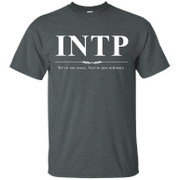 Funny INTP Personality Type For Introverts Apparel