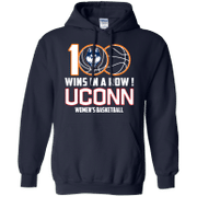 100 wins in a row womens basketball Hoodie