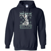 Olaf frozen ugly christmas sweater Hoodie