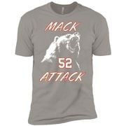 Attack With Bear Chicago 52 Premium T-Shirt