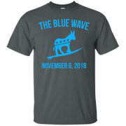 Blue Wave 2018 Liberal Democrat Midterms Gift Apparel