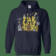 Star Wars Rock Band Hoodie