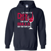 I just want to drink wine watch my Chicago Bulls beat your teams As