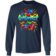 Flite Boi Urban Respect Graffiti Shirt