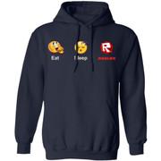 Fun Icon Eat Sleep Roblox shirt