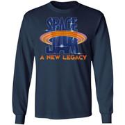 Space Jam A New Legacy Render Title Logo Shirt