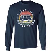 Outer Banks Pogue Life Outer Banks Surf Van Obx Shirt