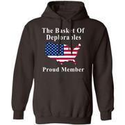Proud Member of the Basket of Deplorables shirt