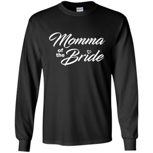 Momma Of The Bride Wedding Party Apparel