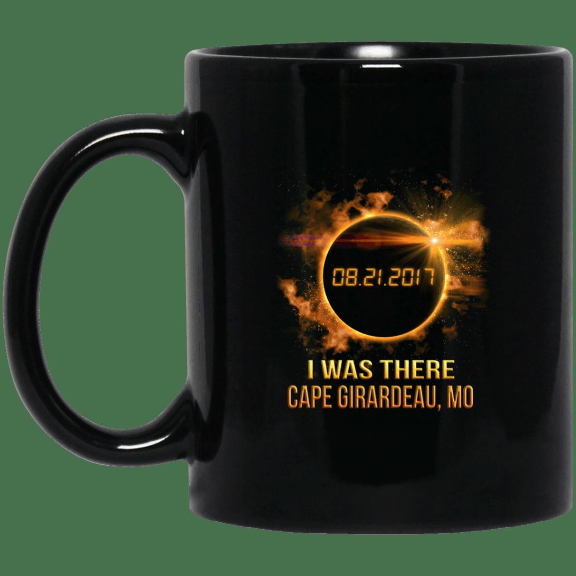 I was there cape girardeau missouri total solar eclipse 08212017 mug