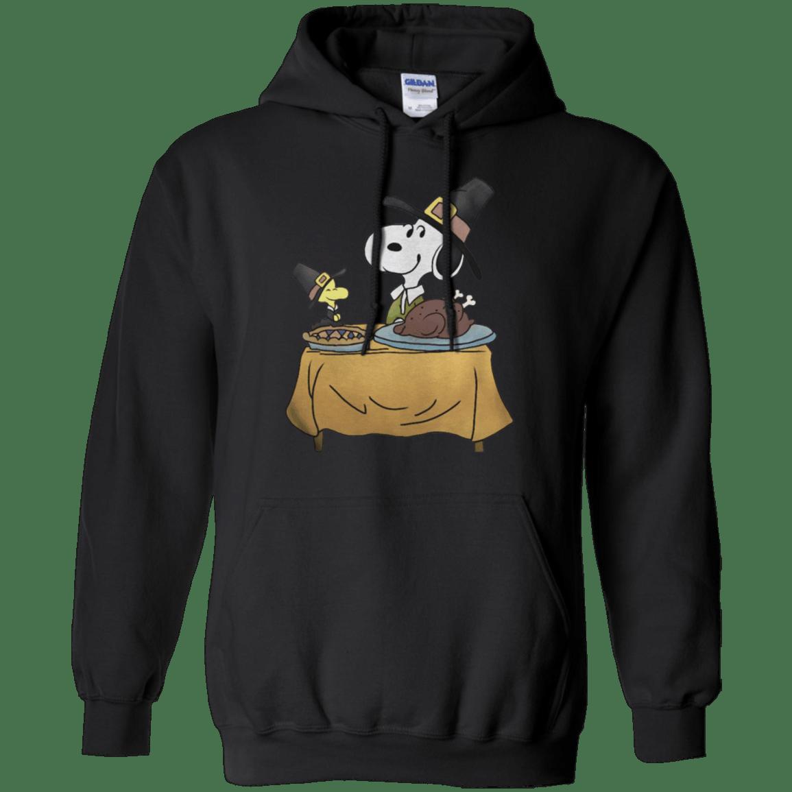 Snoopy Thanksgiving Hoodie