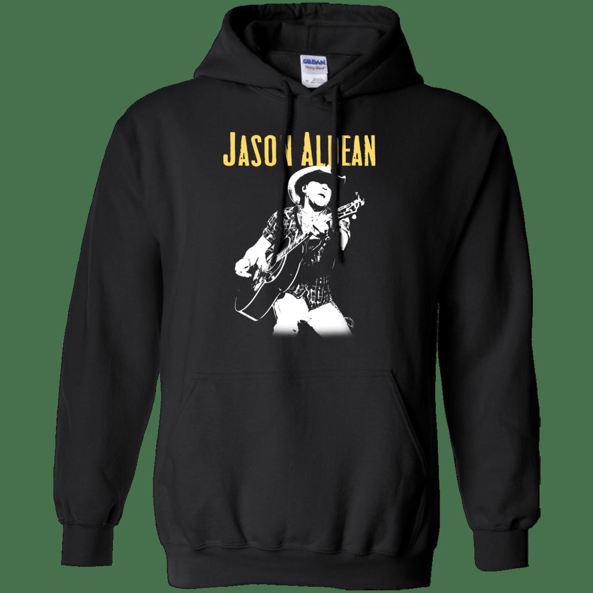 Jason Aldean Tour 2017 Segar Hoodie