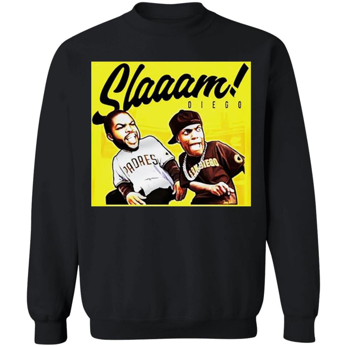 Damn meme Slam Diego shirt