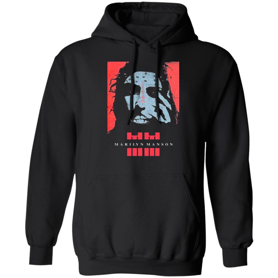 Marilyn Manson 'Rebel' Shirt