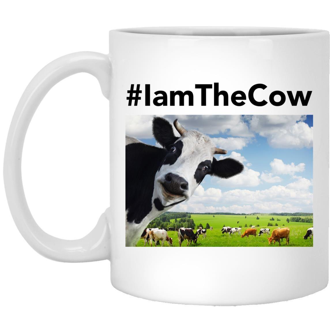 #iamthecow I Am The Cow Mug