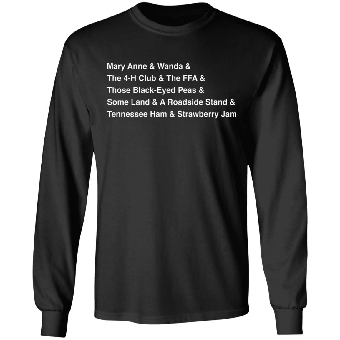 Mary Anne & Wanda shirt