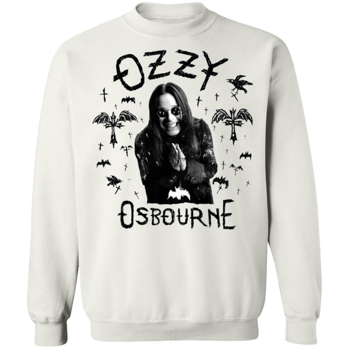 Ozzy Osbourne Flying Cross Shirt
