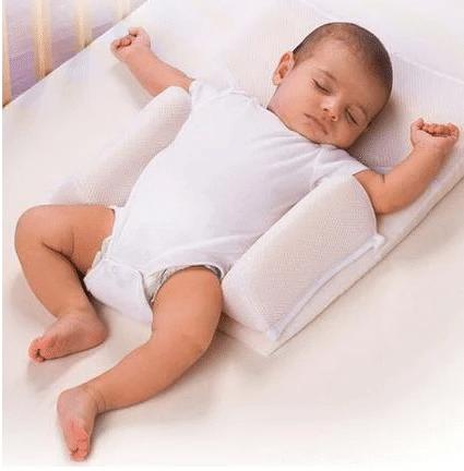 Baby Sleep Fixed Position & Anti Roll Pillow