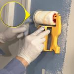 Clean-Cut Paint Edger | Multifunctional Perfect Edge Painting Roller Brush
