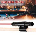 Cue Laser Sight - Billiards Training Aid