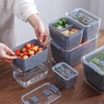 Fresh Produce Veable Fruit Storage Containers