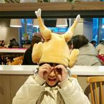 Funny Dancing Turkey Hat