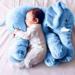 Giant Elephant Plush Toy Baby Pillow