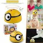 Minions Intelligent Escaping Kids Interactive Toy Cat Dog Walk