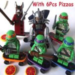 Ninja Turtle Building Blocks