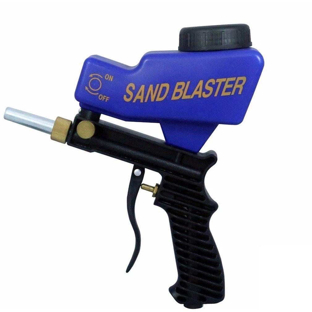 Portable Anti-Rust Sandblaster